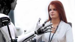 роботы отнимают работу